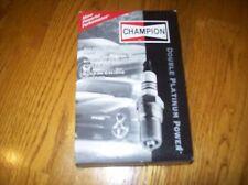 Champion Double Platinum Power Spark Plugs 7031 Set of 6 1981-1994 Toyota Tercel