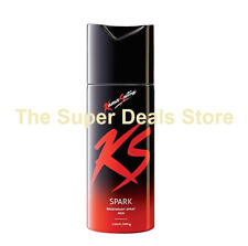 10 X KamaSutra KS Spark Deodorant Spray For Men 150ml - Worldwide Free Shipping