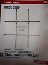 Matematica. blu 2.0 vol. 3 ISBN 9788808257208