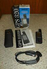 Magellan - Gps 320 - 2.2-Inch Portable Handheld Gps Navigator