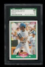 95b7bb0b64 1989 Score BB Card #100T Ken Griffey Jr Mariners ROOKIE CARD SGC GEM MINT 10