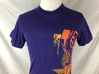 Nike Flight Basketball Youth Large Gray T Shirt Vintage Early 1990s