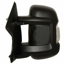 PEUGEOT BOXER 2006- SHORT ARM MANUAL DOOR WING MIRROR PASSENGER SIDE NEAR SIDE