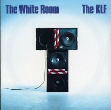 The KLF -the White Room CD Album With Bonus Justified Ancient Tracks