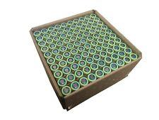 LOT 100PCs Battery 3.6V 2500mah Lithium Rechargeable Batteries LOT 100PCs