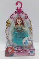 "Disney Princess Royal Clips Figure Merida Brave Hasbro Approx 3.5"" Collectable"