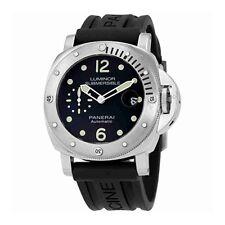 b5e1359cac9 PAM01024 Panerai Luminor Submersible Automatic Mens 44mm Calibre Watch  black new