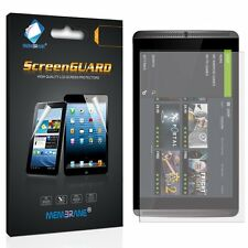 3 Pack Clear Front Anti Scratch Screen Cover For Nvidia Shield Tablet