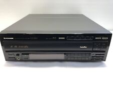 PIONEER CLD-M90 LASERDISC PLAYER! Tested!!