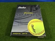 Baden Fire Classic W Usssa softballs Case dozen New