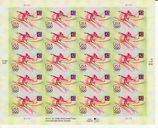 BEIJING SUMMER OLYMPIC GAMES STAMP SHEET -- USA #4334 42 CENT 2008 OLYMPICS