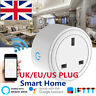 WiFi Smart Plug Socket Power Socket Outlet Switch Amazon Alexa/Google Home/IFTTT