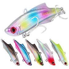 6pcs Fishing Crankbait Minnow Fish Bass Lure Hook Baits 5.9m/9g