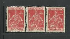 PORTUGAL. Año: 1915. Tema: SOBRETASA PARA LOS POBRES.