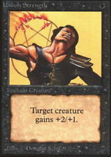 FBB German Unholy Strength ~ Lightly Played 3rd Edition Revised Foreign Ultimate