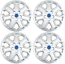 New Set Of 4, 16 Inch Silver 7 Y Spoke Aftermarket Wheel Covers
