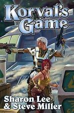 Korval's Game 11 by Sharon Lee and Steve Miller (2011, Paperback)