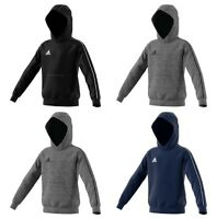 Adidas Core Kids Hoodie Juniors Hood Boys Sweatshirt Sweat Fleece Hoody Top