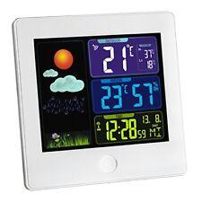 Stazioni meteo portatile digitale con previsioni del tempo per la casa
