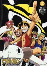 One Piece: Collection Eight [New DVD]