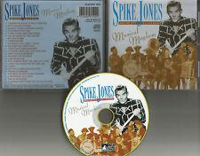SPIKE JONES Musical Mayhem 24TRX GREATEST HITS PARODY COMEDY CD USA Seller 1998