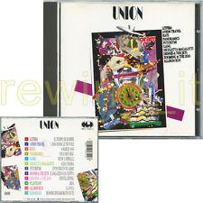 UNION RARO CD 1990 - LITFIBA RATS VASCO ROSSI FRANCO BATTIATO RINO GAETANO GANG