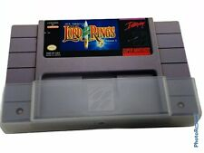 🔥Lord of the Rings Volume 1 • Super Nintendo SNES Game • Cartridge Only• Tested