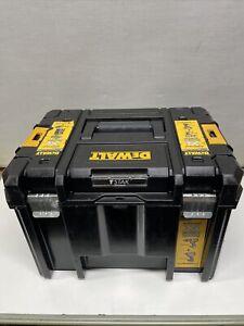 DEWALTTSTAK DCK2510 L3T Tstak Case Deep Tool Box Only
