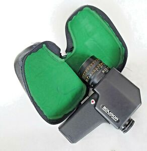 Soligor Digital Spot Sensor light meter  in leather case with instruction manual