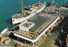 """Postal (Ibiza, Baleares """"Estación marítima"""")"""