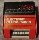 NEW Intermatic Electronic Clock Timer EN1911 Vintage (2-prong) Appliance Timer photo