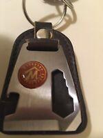Vtg Lot Of 2 Marlboro Country Store Key Chain W/Multi Tool New Bottle Opener