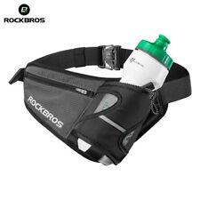 ROCKBROS Cycling Bike Bags Water Bottle Softback Belt Bike Bicycle Waist Bag