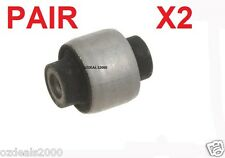 BMW E36 E46 Rear Trailing Control Arm Bush Pair 33321136311 33326771828 NEW