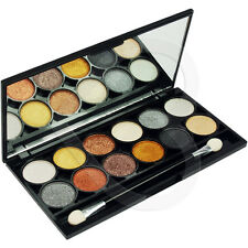 Technic Electric Beauty - Metallix Eyeshadow Palette