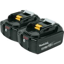 For Makita BL1830 Volt 18V LXT Lithium Ion Batteries BL1850 6.0Ah amp hour 请选择发