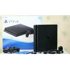 PS4 SLIM 1TB Mega Pack Console with 5 Games+Accesories SONY 15 Months Warranty