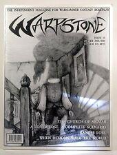 Warpstone Magazine #15 Winter 2001/2001 Warhammer FRP  Magazines Games Workshop
