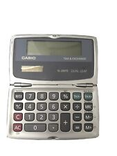 Casio Tax & Exchange Calculator SL-200TE