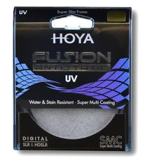 Hoya 77mm Fusion Anti-Static 9 Layer Super Multi Coated UV Ultra Violet Filter