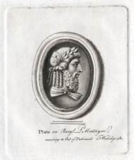 Antique Print-PLATE-PHILOSOPHER-Plate 7-Worlidge-1768