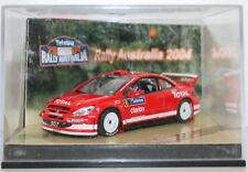 VITESSE 1/43 43029 PEUGOT 307 WRC RALLY AUSTRALIA 2004