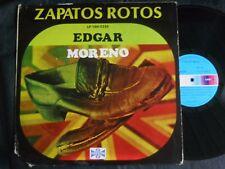 1ZZ ORFEON LP-16H-5239 ZAPATOS ROTOS EDGAR MORENO JULIO LACAYO DIME DONDE ESTAS