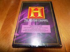 SECRET LUFTWAFFE AIRCRAFT Nazi Planes Jets of WWII War History Channel DVD NEW