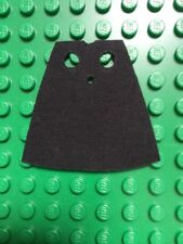 1 custom made to fit  lego minifigs cape black Star Wars Darth Vader