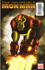 INVINCIBLE IRON MAN #5 (2011) Variant Cover