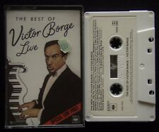 Victor Borge The Best Of Live Tape Cassette (C23)