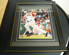 MLB - BOSTON RED SOX - FRAMED AND MATTED PHOTO - KEVIN YOUKILIS