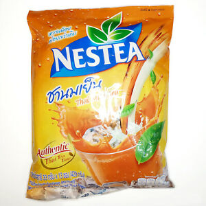 Nestle Nestea Instant Thai Milk Tea Mix Powder 429g