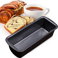 Rectangle Nonstick Box Loaf Tin Kitchen Pastry Bread Cake Baking Pan Bakew Top